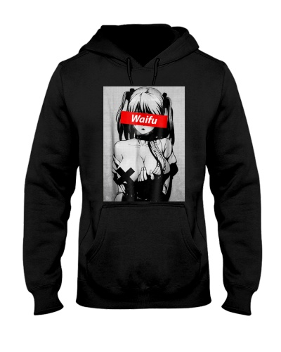 Waifu Hentai Girl T Shirts Hoodie