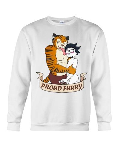 Proud Furry T Shirts Hoodie
