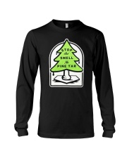 Stop and Smell the Pine Tar T Shirt and Hoodie Long Sleeve Tee thumbnail