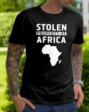 Stolen Property Of Africa T Shirts and Hoodie Classic T-Shirt lifestyle-mens-crewneck-front-7