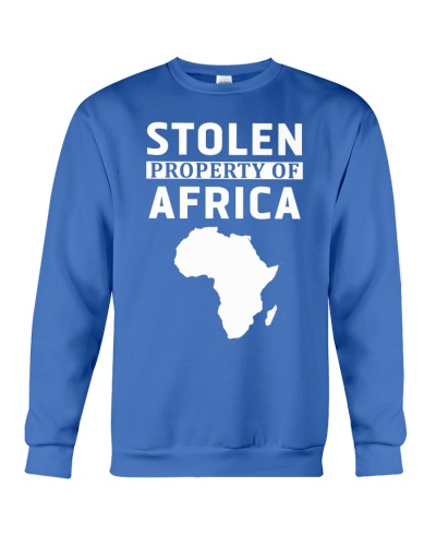 Stolen Property Of Africa T Shirts and Hoodie