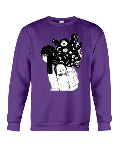 Monster Bag Sketch T Shirt Hoodie Sweatshirt