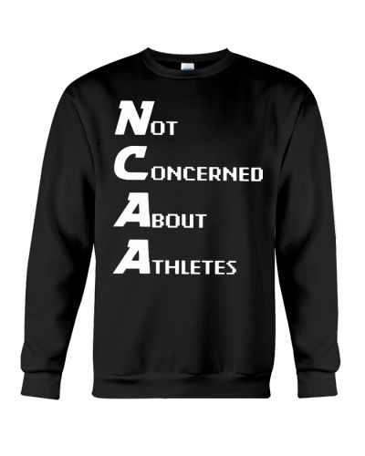 Not Concerned About Athletes Shirt T Shirts Hoodie