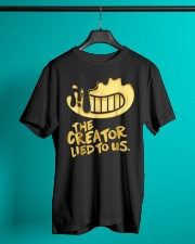 Bendy And The Ink Machine T Shirts Hoodie Classic T-Shirt lifestyle-mens-crewneck-front-3