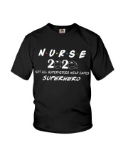 NURSE 2020 Youth T-Shirt thumbnail