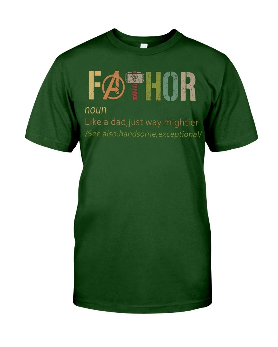 Fathor Classic T-Shirt