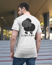 Limited Black Sheep - Classic T-Shirt apparel-classic-tshirt-lifestyle-back-48