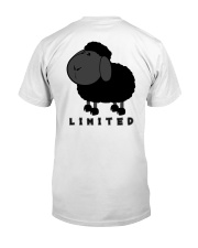 Limited Black Sheep - Classic T-Shirt back
