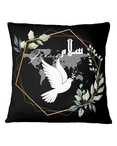 Square Pillowcase Bô-peace
