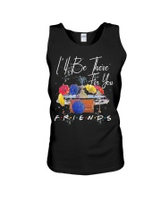 I'LL BE THERE FOR YOU-FRIENDS Unisex Tank thumbnail