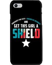 Get this girl a Shield Phone Case thumbnail
