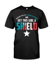 Get this girl a Shield Classic T-Shirt thumbnail