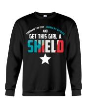 Get this girl a Shield Crewneck Sweatshirt thumbnail