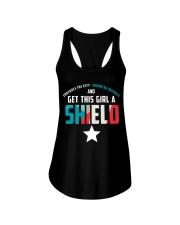 Get this girl a Shield Ladies Flowy Tank thumbnail