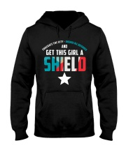 Get this girl a Shield Hooded Sweatshirt front