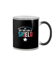 Get this girl a Shield Color Changing Mug thumbnail