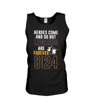 LEGENDS ARE FOREVER Unisex Tank thumbnail