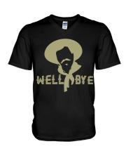 Well Bye V-Neck T-Shirt thumbnail