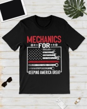 MECHANICS FOR Classic T-Shirt lifestyle-mens-crewneck-front-17