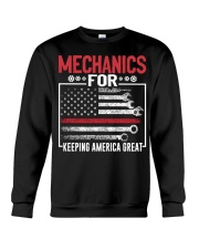 MECHANICS FOR Crewneck Sweatshirt thumbnail