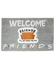 FRIENDS Woven Rug - 3' x 2' front