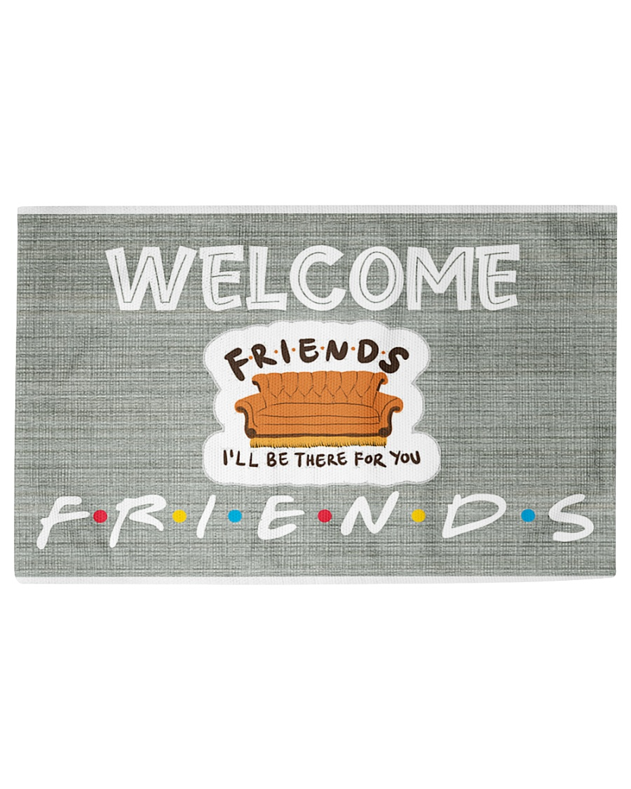 FRIENDS Woven Rug - 6' x 4'