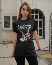 A clockwork orange Classic T-Shirt apparel-classic-tshirt-lifestyle-19