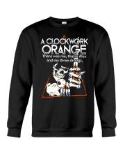A clockwork orange Crewneck Sweatshirt thumbnail