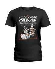 A clockwork orange Ladies T-Shirt thumbnail