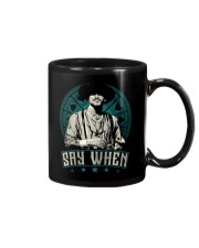 Say When Mug thumbnail