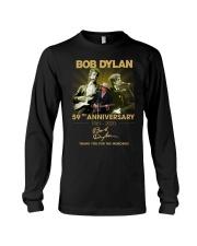 Bob Dylan Long Sleeve Tee thumbnail