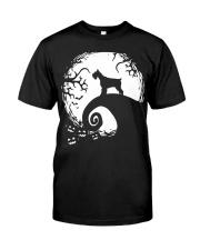 Schnauzer Halloween Classic T-Shirt thumbnail
