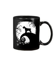 Schnauzer Halloween Mug thumbnail