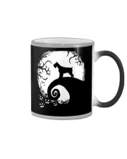 Schnauzer Halloween Color Changing Mug thumbnail