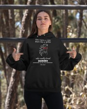 Once Upon a Time Horse Lover Hooded Sweatshirt apparel-hooded-sweatshirt-lifestyle-05