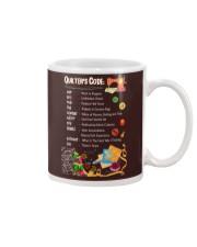 Quilter's code Mug thumbnail