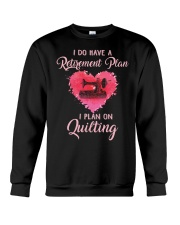 Quilting Crewneck Sweatshirt tile