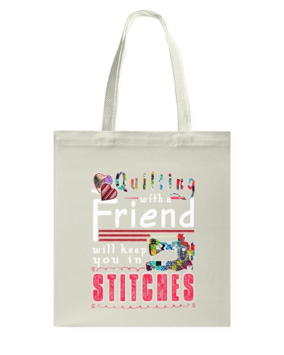 QUILTING with a friend