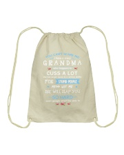 Grandma Drawstring Bag thumbnail