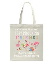 Scrapbooking Tote Bag thumbnail