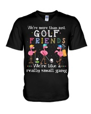 Golf V-Neck T-Shirt thumbnail