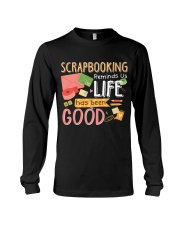 Scrapbooking Long Sleeve Tee thumbnail