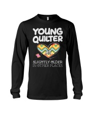 Quilting Long Sleeve Tee thumbnail