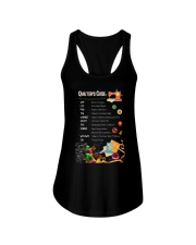 Quilter's code Ladies Flowy Tank thumbnail