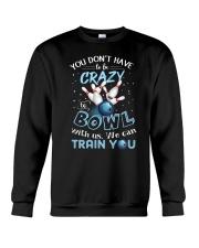 Bowling Crewneck Sweatshirt thumbnail