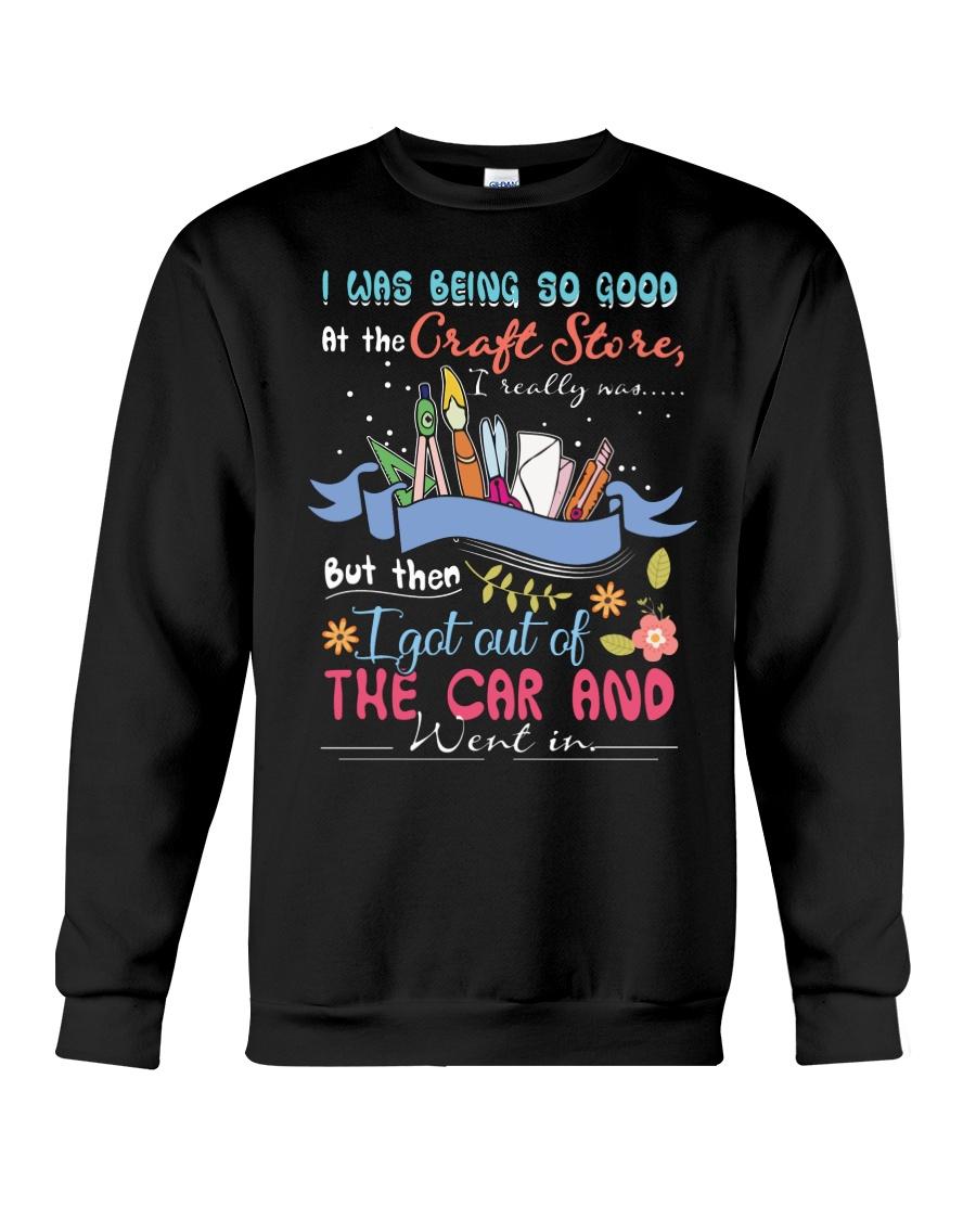 Scrapbooking Crewneck Sweatshirt