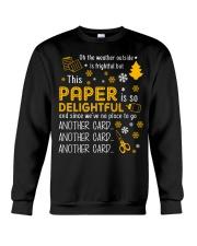 Scrapbooking Crewneck Sweatshirt thumbnail