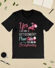 Scrapbooking Plan Classic T-Shirt lifestyle-mens-crewneck-front-19