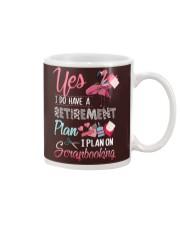 Scrapbooking Plan Mug thumbnail