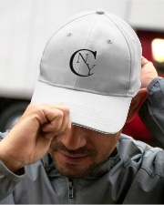 new york city lovers  Embroidered Hat garment-embroidery-hat-lifestyle-01